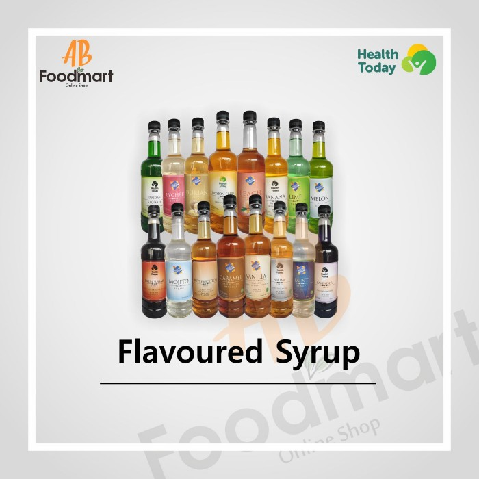 HTI FLAVOURED SYRUP